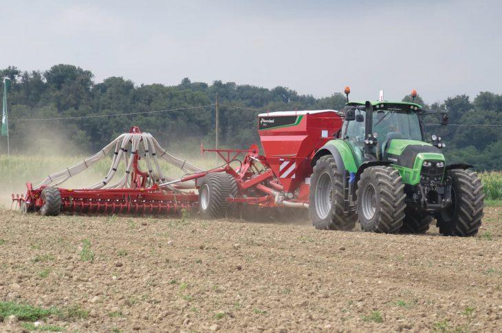Сеялки для зерновых культур